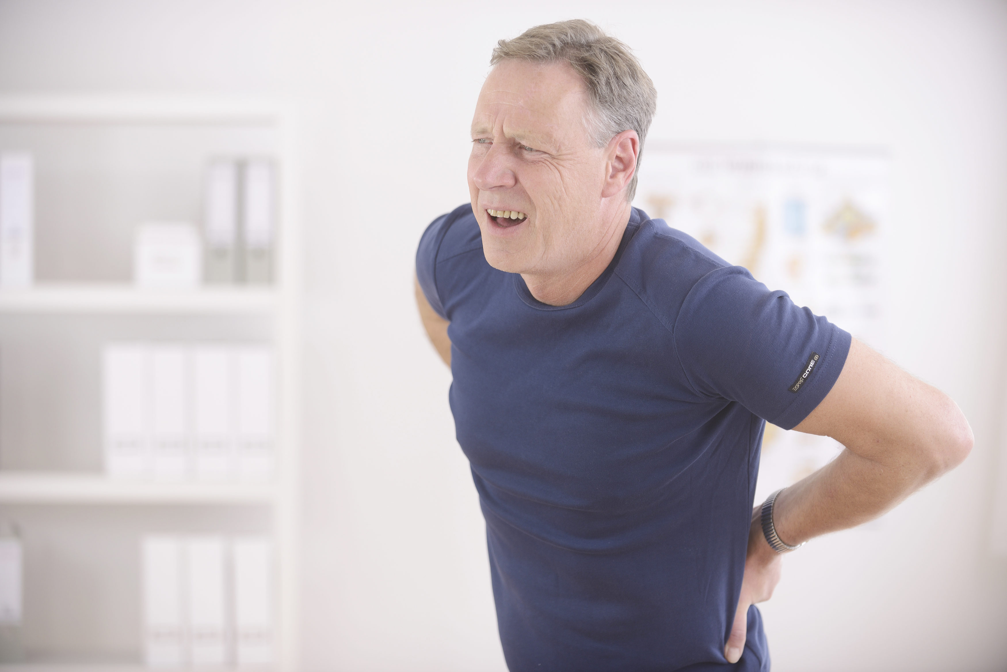 muscle spasms back pain